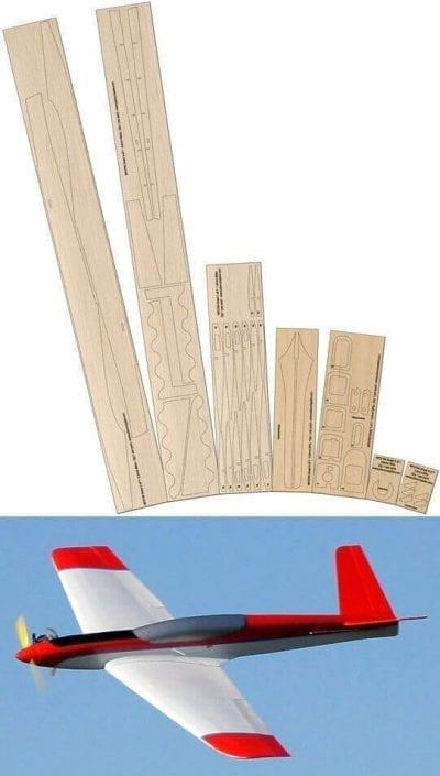 Bolt - Laser Cut Wood Pack