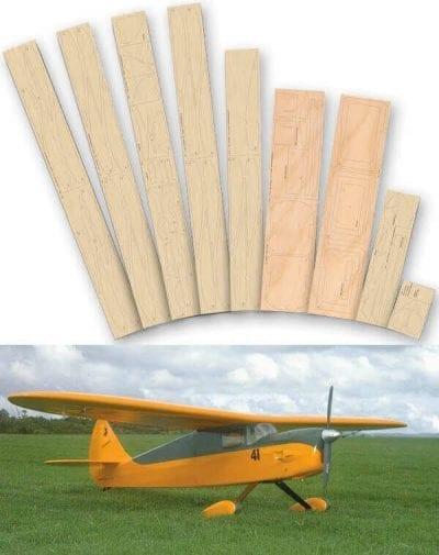 Centaur - Laser Cut Wood Pack