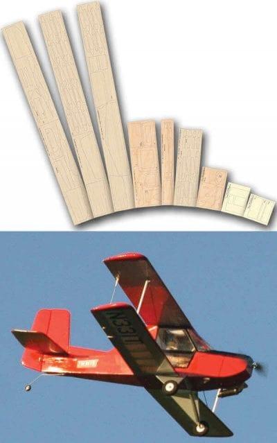 Amethyst Falcon - Laser Cut Wood Pack