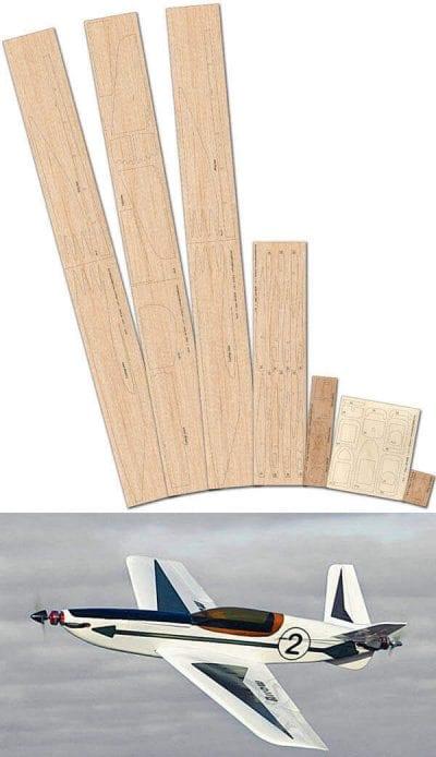 Arrow - Laser Cut Wood Pack