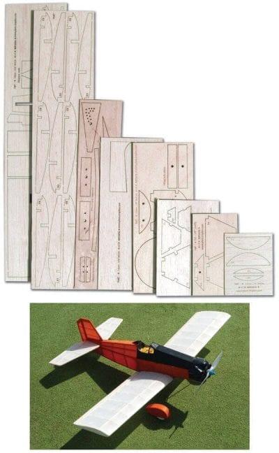 Bludger - Laser Cut Wood Pack