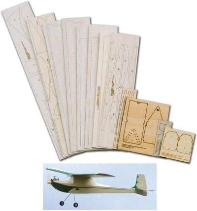 """Cardinal TT (41"""") - Laser Cut Wood Pack"""